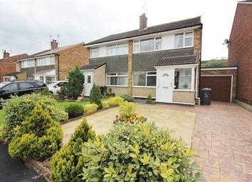 Thumbnail 3 bedroom semi-detached house for sale in Malton Drive, Aston, Sheffield