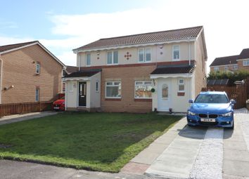 Thumbnail 3 bed semi-detached house for sale in Underwood Drive, Newmains