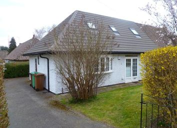 Thumbnail 5 bed bungalow for sale in Dorket Drive, Wollaton, Nottingham, Nottinghamshire