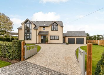 Thumbnail 4 bed detached house for sale in Chapel Lane, Churcham, Gloucester