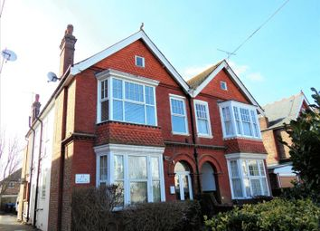 Thumbnail 1 bed flat for sale in St. Michaels Road, Worthing