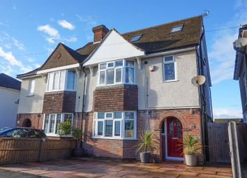 Thumbnail 3 bed semi-detached house for sale in Milton Road, Aylesbury