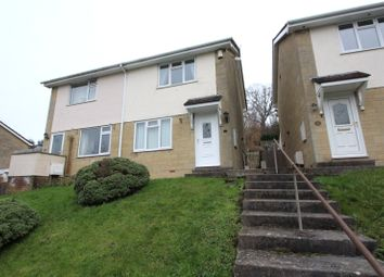 Thumbnail 2 bed semi-detached house to rent in Brookside, Paulton, Bristol