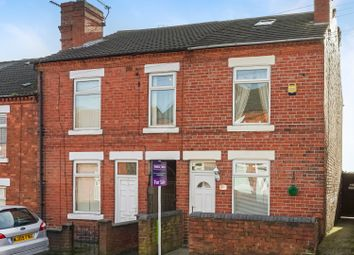 Thumbnail 3 bed terraced house for sale in South Street, Alfreton