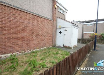 Thumbnail 2 bed end terrace house to rent in Fallow Walk, Bartley Green