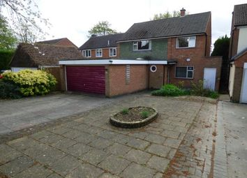 Thumbnail 4 bed detached house for sale in Tempest Road, Birstall, Leicester, Leicestershire