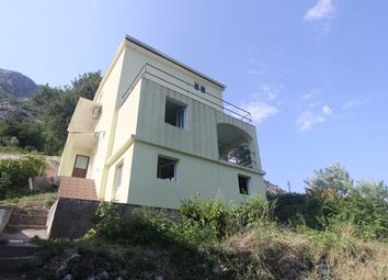 Thumbnail 4 bed detached house for sale in 2537 House With Sea Views, Morinj, Montenegro