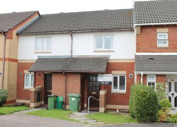 Thumbnail 2 bed terraced house to rent in Clos Y Dolydd, Beddau