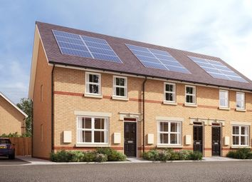 Thumbnail 3 bed semi-detached house for sale in Peppercorn Drive, Northstowe, Cambridge