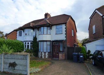 Thumbnail 3 bedroom semi-detached house for sale in Featherstone Road, Kings Heath, Birmingham, West Midlands