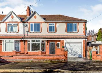 4 bed semi-detached house for sale in Luxor Grove, Dane Bank, Denton, Manchester M34