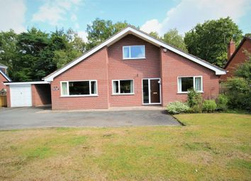 Thumbnail 5 bed bungalow for sale in Twemlows Avenue, Higher Heath, Whitchurch