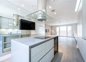 Thumbnail 3 bed flat to rent in Limerston Street, Chelsea, London