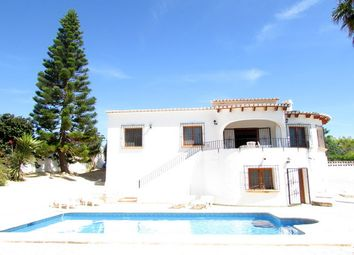 Thumbnail 3 bed villa for sale in Spain, Valencia, Alicante, Benitachell