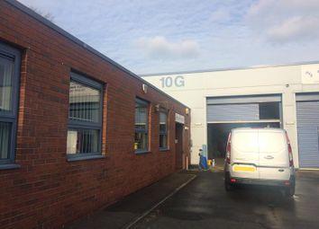 Thumbnail Warehouse to let in Unit 10G Maybrook Business Park, Maybrook Road, Minworth, Birmingham, West Midlands