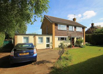Thumbnail 4 bed detached house for sale in Ricksons Lane, West Horsley, Leatherhead