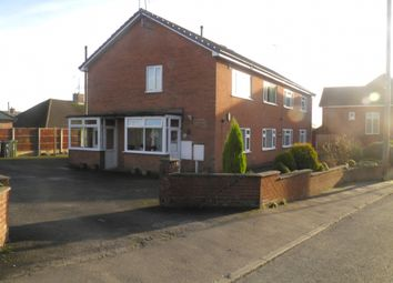 Thumbnail 1 bed flat to rent in Wycliffe Road, Alfreton