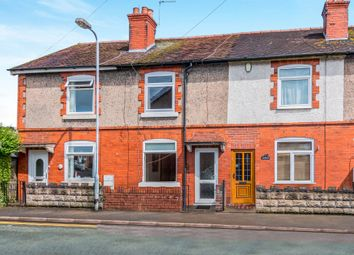 Thumbnail 2 bed terraced house for sale in James Street, Uttoxeter
