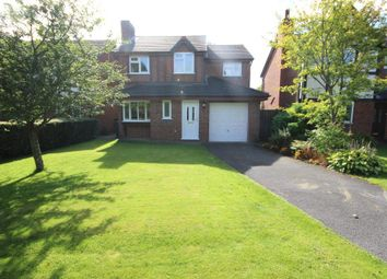 Thumbnail 4 bedroom detached house for sale in Clover Drive, Freckleton, Preston, Lancashire