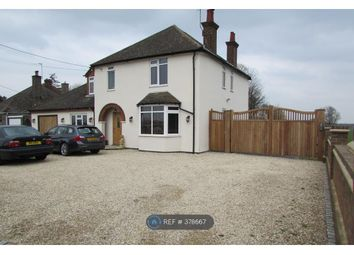 Thumbnail 4 bed detached house to rent in Wendover Road, Aylesbury