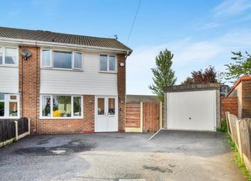 Thumbnail 3 bed semi-detached house for sale in Arlies Close, Stalybridge, Cheshire, United Kingdom