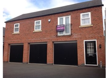 2 bed detached house for sale in Amber Grove, Sutton-In-Ashfield NG17