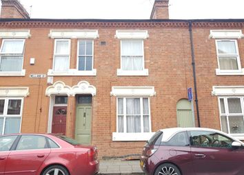 Thumbnail 3 bed terraced house for sale in Welland Street, Leicester