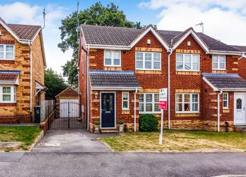 Thumbnail 3 bed semi-detached house for sale in Toll House Mead, Mosborough, Sheffield