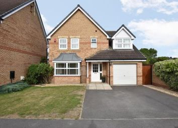Thumbnail 4 bed detached house for sale in Shire Oak Drive, Elsecar, Barnsley, South Yorkshire