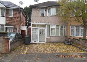 Thumbnail 2 bed terraced house for sale in Harts Road, Alum Rock
