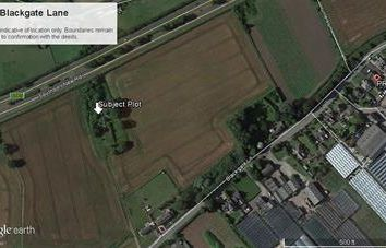 Thumbnail Land for sale in 398 Blackgate Lane, Tarleton
