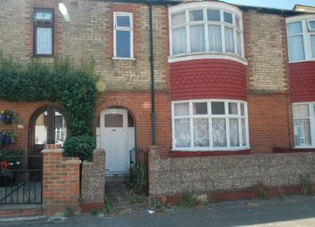 Thumbnail 3 bed terraced house for sale in Larkfield Avenue, Gillingham, Kent