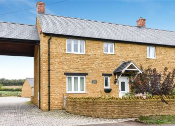 Thumbnail 3 bed semi-detached house for sale in Knott Oak, Townsend, Ilminster, Somerset