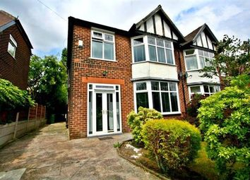 Thumbnail 3 bed semi-detached house to rent in St. Marys Road, Prestwich, Manchester