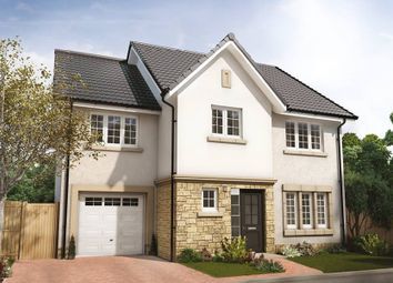 "Thumbnail 4 bed detached house for sale in ""The Bryce At Kilmardinny Grange"" at Milngavie Road, Bearsden, Glasgow"