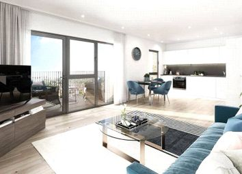 Thumbnail 2 bed flat for sale in Western Circus, Acton