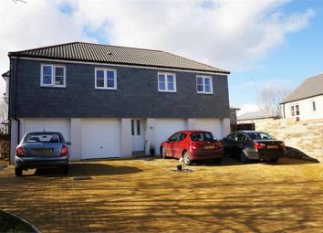 Thumbnail 2 bed flat for sale in Dobsons Close, Callington Road, Liskeard