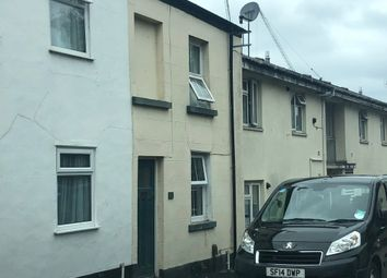 Thumbnail 1 bed terraced house to rent in Clifton Street, Newtown, Exeter
