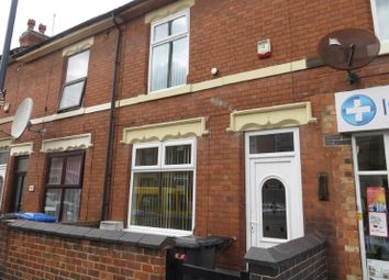Thumbnail 2 bedroom terraced house for sale in Clarence Road, Derby, Derbyshire