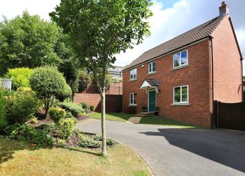 Thumbnail 4 bed detached house for sale in White Lady Road, Plymstock, Plymouth