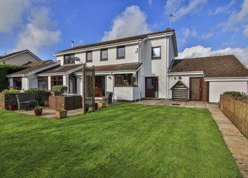 Thumbnail 4 bed detached house for sale in Sigingstone Lane, Llanmaes, Llantwit Major