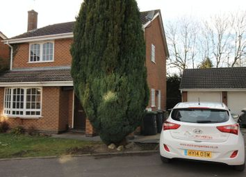 Thumbnail 4 bed detached house to rent in Charlbury Court, Wollaton, Nottingham