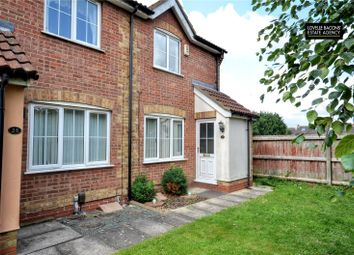 Thumbnail 2 bed end terrace house for sale in Baroness Court, Grimsby
