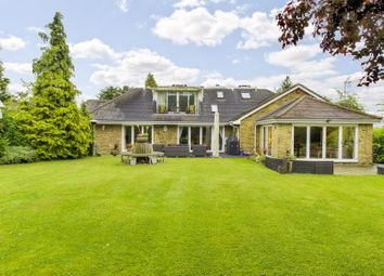 Thumbnail 5 bed detached house for sale in Church Road, Little Berkhamsted, Hertford