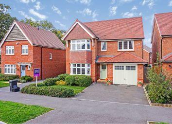 4 bed detached house for sale in Biddestone Avenue - Badbury Park, Swindon SN3