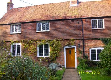 Thumbnail 3 bed cottage to rent in The Street, Rotherwick, Hook