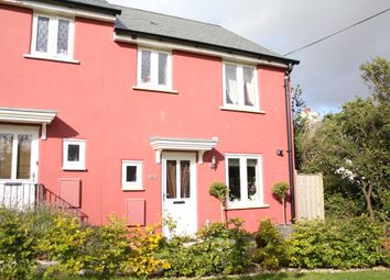 Thumbnail 3 bedroom end terrace house for sale in Carrolls Way, Plymstock, Plymouth