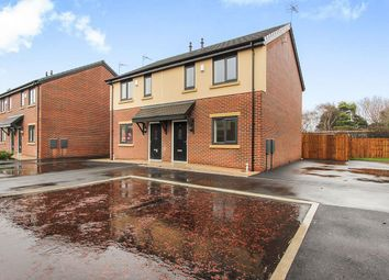 Thumbnail 2 bed semi-detached house for sale in Memorial Road, Pilling, Preston