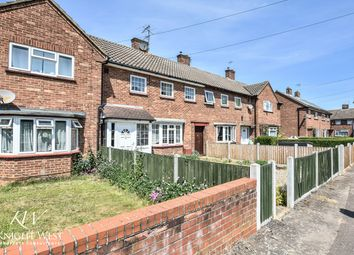 Thumbnail 3 bed terraced house for sale in Gurney Benham Close, Colchester