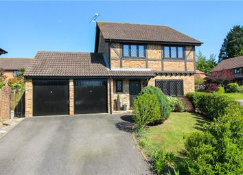 Thumbnail 4 bed detached house for sale in Ryves Avenue, Yateley